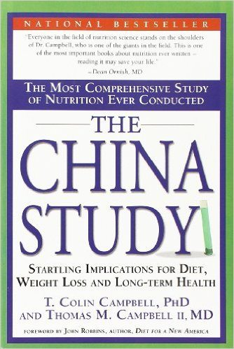 Dairy products china study book