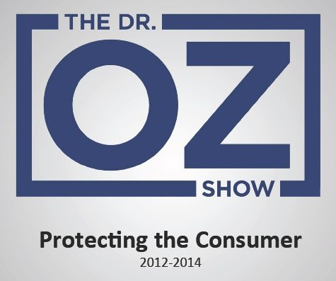 Oz – Not Protecting the Consumer