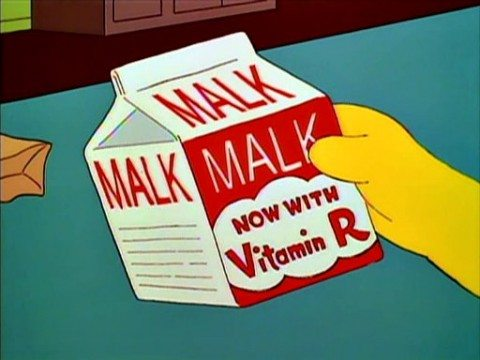 Malk: Now with Vitamin R